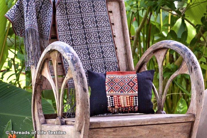 Threads of Life Ubud 1 » Threads of Life Ubud, Tempat Berburu Oleh-Oleh Kain Tradisional Alami