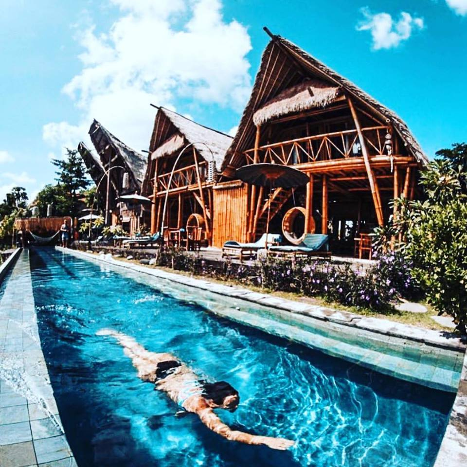 Toraja Bambu Pecatu 4 » Menginap di Toraja Bambu Pecatu, Liburan ke Bali dengan Suasana ala Sulawesi Utara