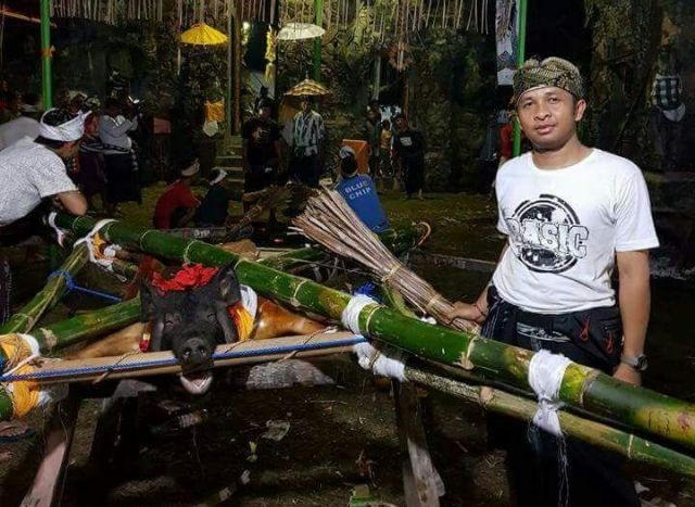 Tradisi Ngusaba Bukakak 1 » Tradisi Ngusaba Bukakak, Wujud Rasa Syukur Warga Bali Pada Dewi Kesuburan