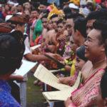 Tradisi Nikah Massal di Pengotan