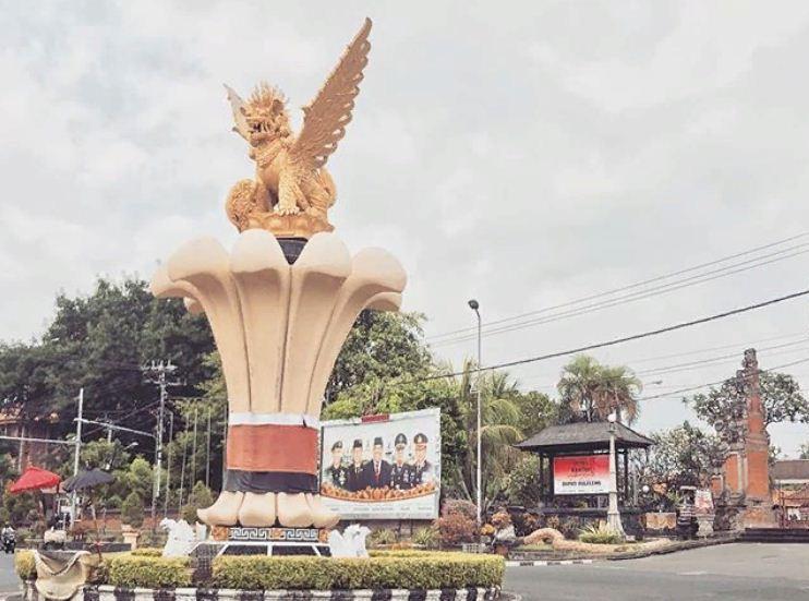 Tugu Singa Ambara Raja 1 » Tugu Singa Ambara Raja, Patung Megah yang Menjadi Simbol Kota Singaraja