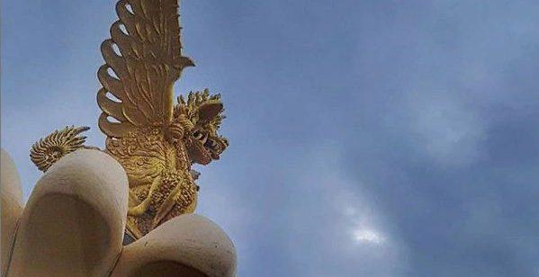 Tugu Singa Ambara Raja