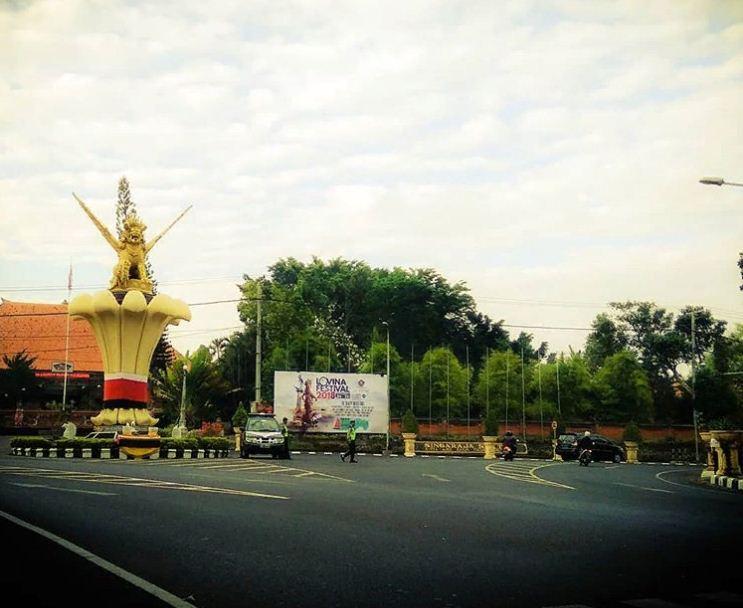 Tugu Singa Ambara Raja 3 » Tugu Singa Ambara Raja, Patung Megah yang Menjadi Simbol Kota Singaraja