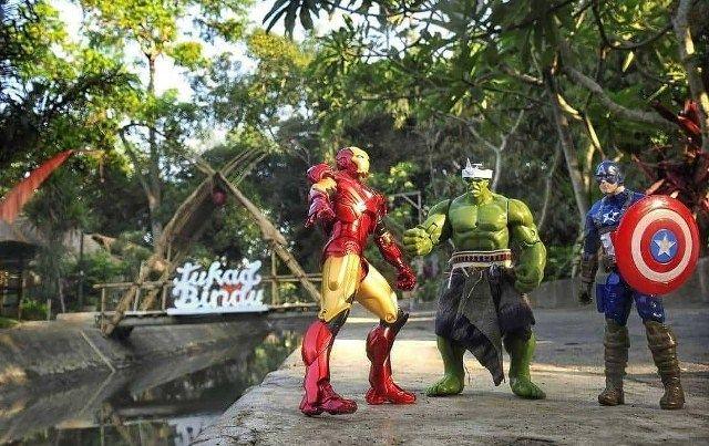 Melihat Wajah Baru Tukad Bindu Denpasar, Sungai yang Dulu Kotor dan Penuh Sampah