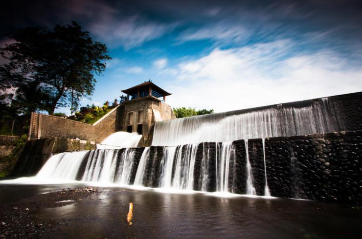 Tukad Unda Bali 3 » Tukad Unda Bali, Bendungan Cantik untuk Lokasi Prewedding yang Keren