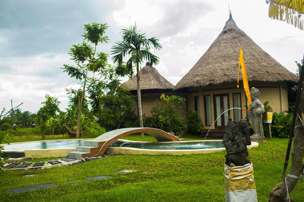 Ubud Hidden Villa Bali