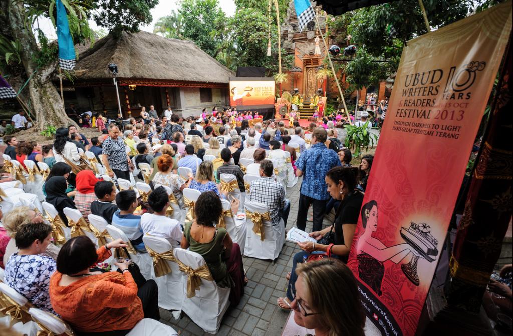 Ubud Writers Readers Festival 1024x671 » Panduan Wisata MICE Bali untuk Berbagai Jenis Event