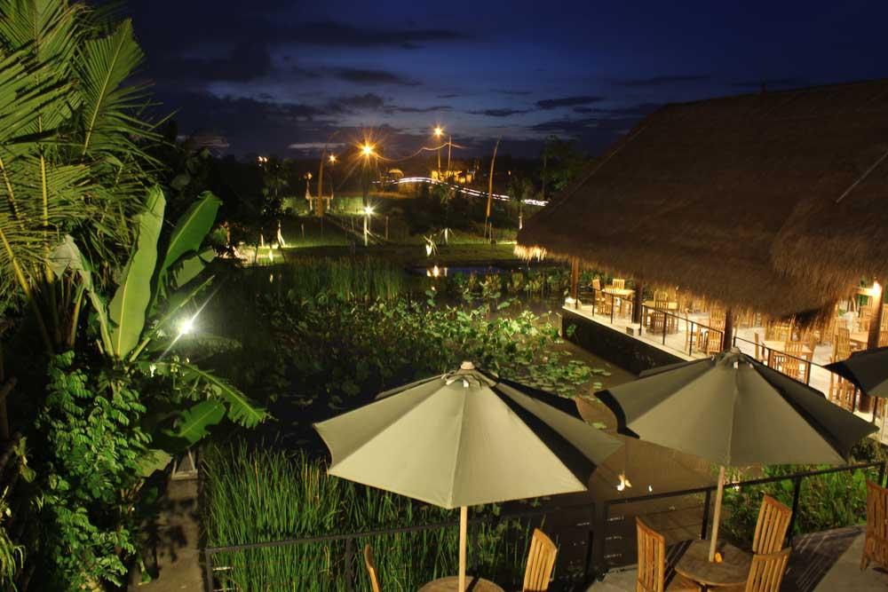 Umanyar Restaurant Bali, Hadirkan Suasana Kuliner Khas Pedesaan
