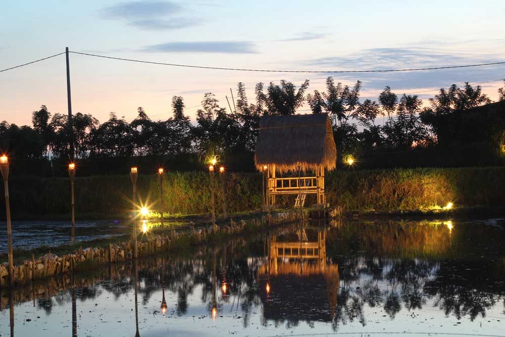 Umanyar Restaurant Bali 4 » Umanyar Restaurant Bali, Hadirkan Suasana Kuliner Khas Pedesaan