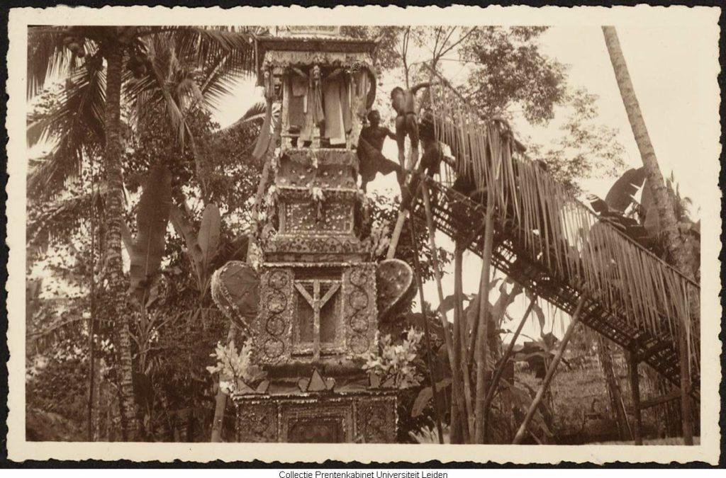 Upacara Ngaben di Bali Zaman Dulu 5 1024x675 » Melihat Kemeriahan Pelaksanaan Upacara Ngaben di Bali Zaman Dulu