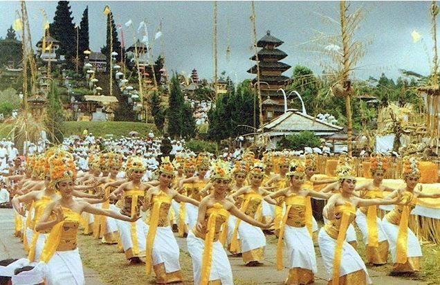 Upacara Panca Wali Krama 2 » Upacara Panca Wali Krama, Tradisi 10 Tahunan di Pura Besakih Bali