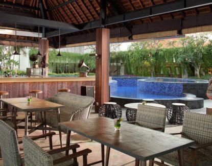 Vertigo Rooftop Pool and Bar Kuta