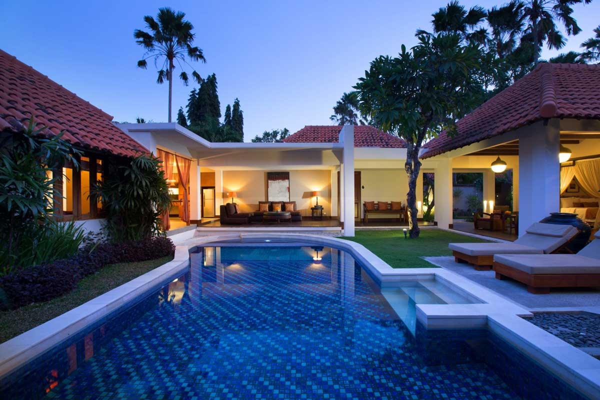 Villa De Daun Kuta, Tempat Menginap yang Mewah, Strategis dan Sekaligus Tersembunyi
