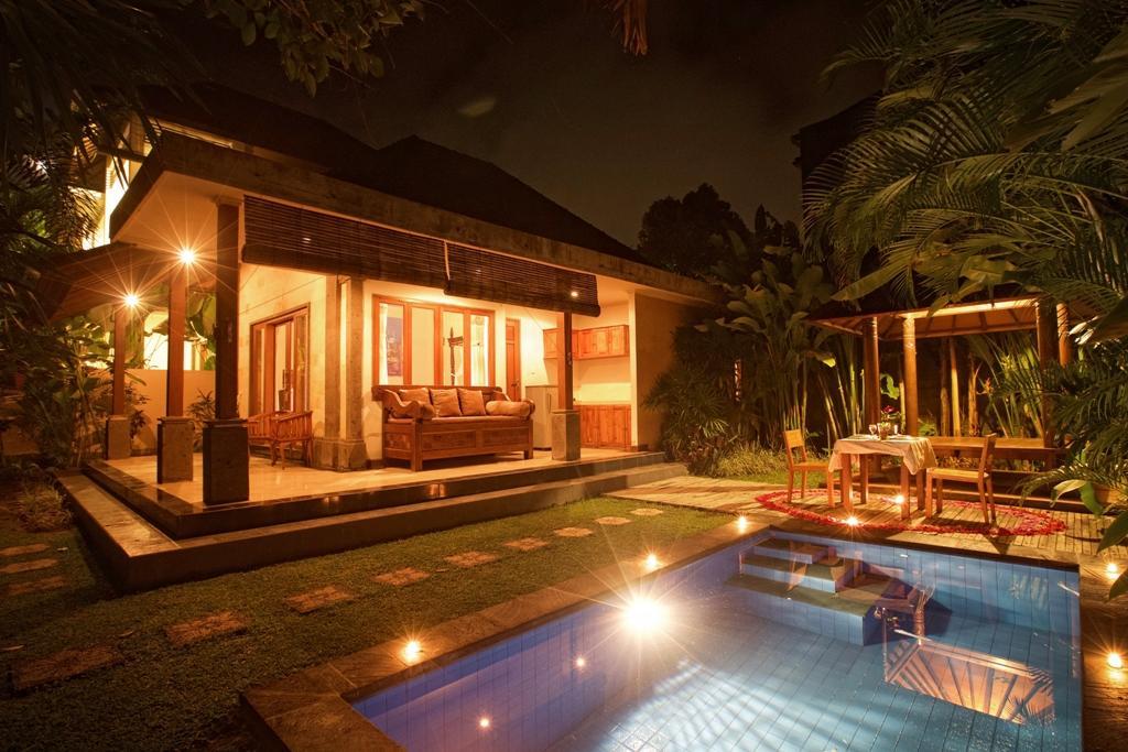 Villa Mandi Ubud, Penginapan Mewah Setara Hotel Bintang 4 dengan Tarif Murah. Cuma Rp300 Ribuan