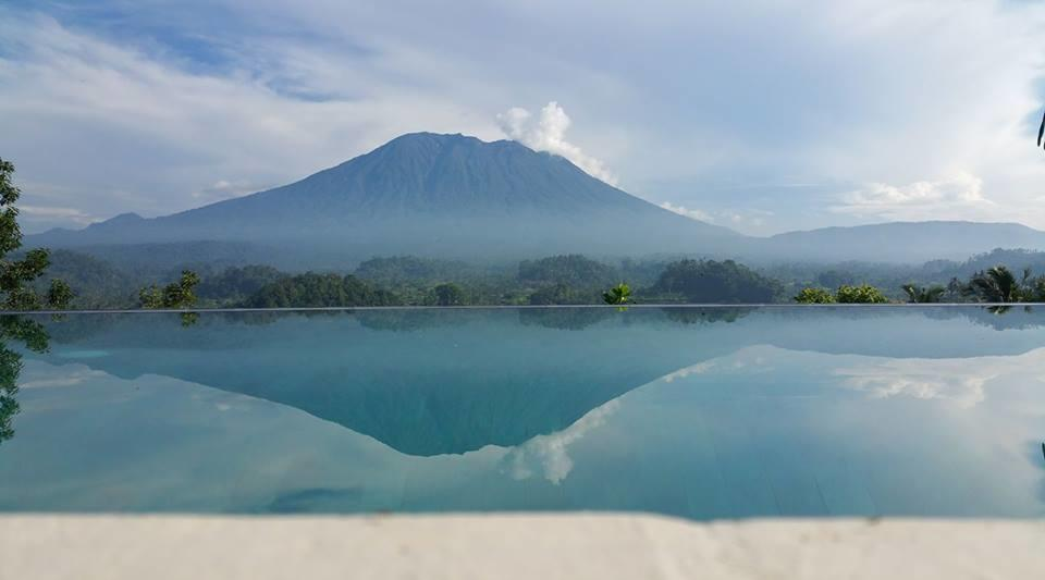 Villa Sidemen Bali 2 » Villa Sidemen Bali, Penginapan Romantis dengan Pemandangan Gunung Agung yang Memukau di Depan Mata