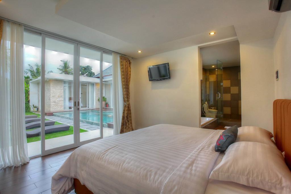Villa Umah Putih Canggu 4 1024x683 » Villa Umah Putih Canggu, Penginapan Trendi yang Cocok untuk Liburan Keluarga