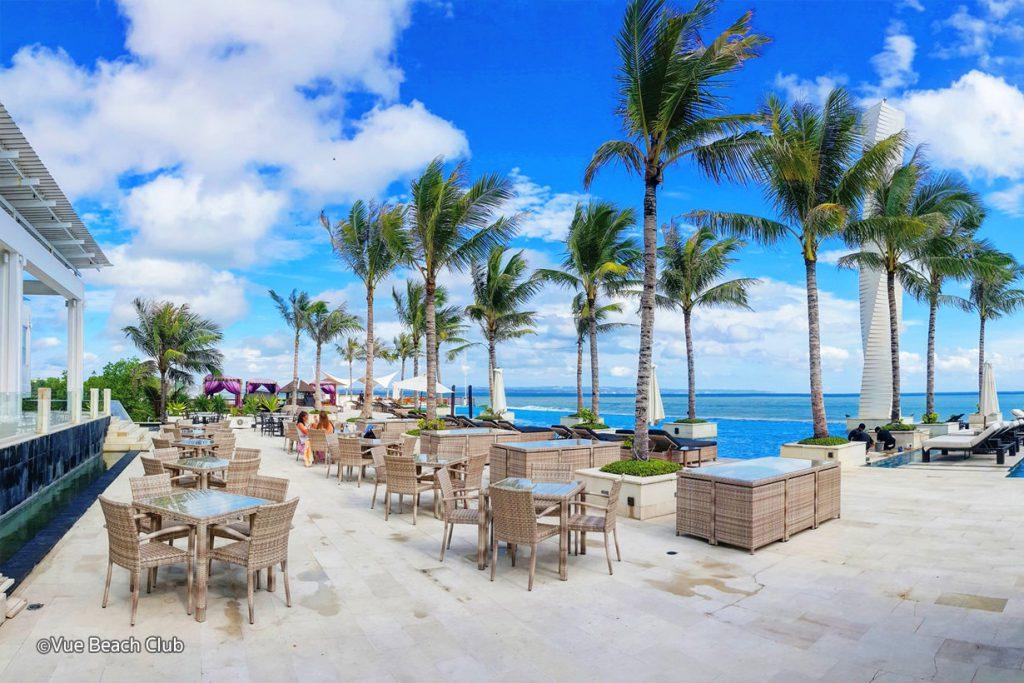 Vue Beach Club Canggu 2 1024x683 » Vue Beach Club Canggu, Tempat Asyik dan Romantis Menikmati Sunset di Bali