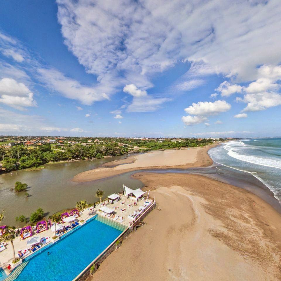 Vue Beach Club Canggu, Tempat Asyik Dan Romantis Menikmati