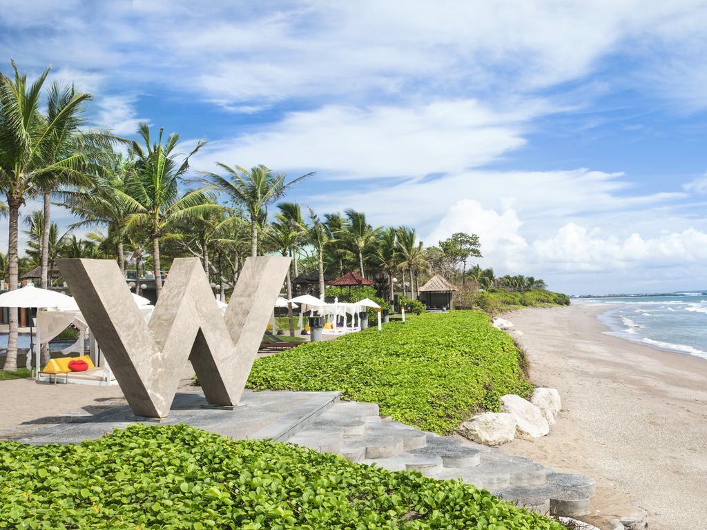 W Bali Hotels Petitenget, Hotel Mewah dengan Desain Interior Kontemporer yang Modern di Seminyak