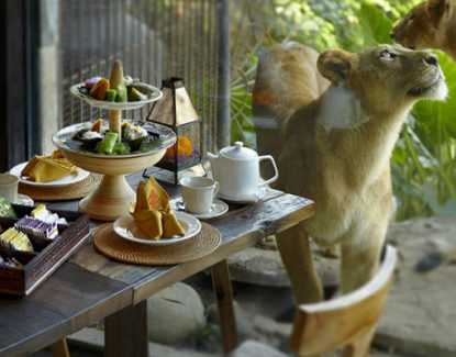 Wana Restaurant Bali Zoo