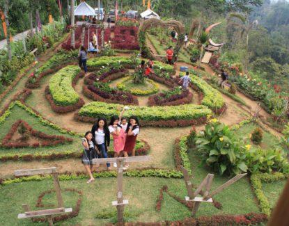 Wanagiri Tower Garden Sukasada
