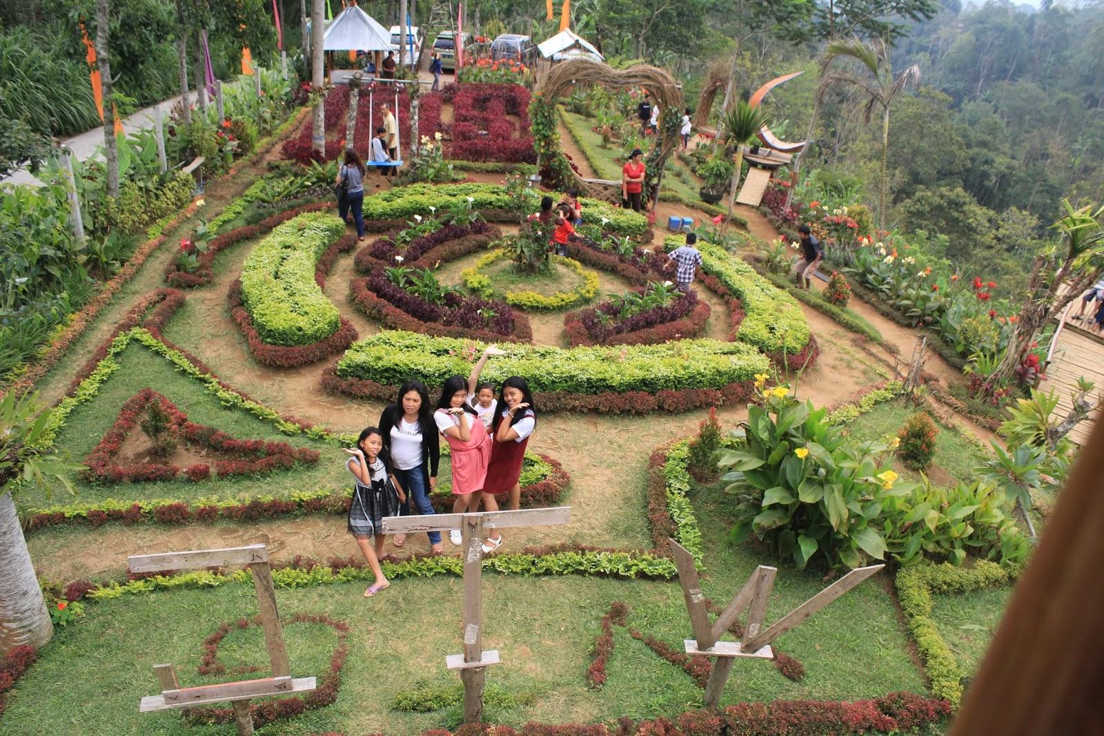 Wanagiri Tower Garden Sukasada, Destinasi Wisata Instagramable yang Ngehits di Bali