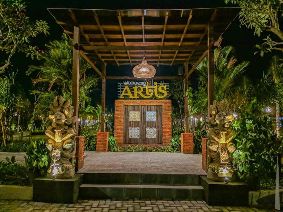 Waroeng Artis Bali 1 » Waroeng Artis Bali, Tempat Seru Menikmati Makanan Enak dan Terkenal di Satu Tempat