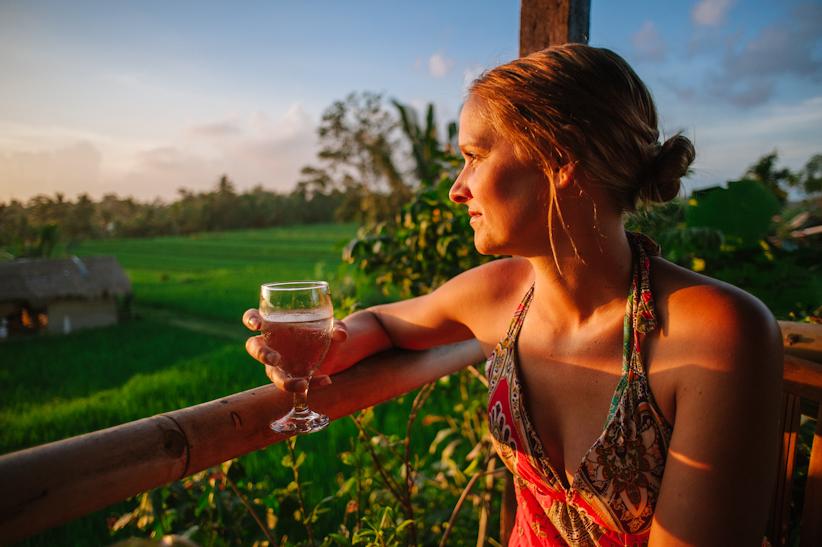 Warung Bodag Maliah Ubud 1 » Warung Bodag Maliah Ubud, Restoran dengan Menu Organik yang Sehat dan Sajian Pemandangan Alami