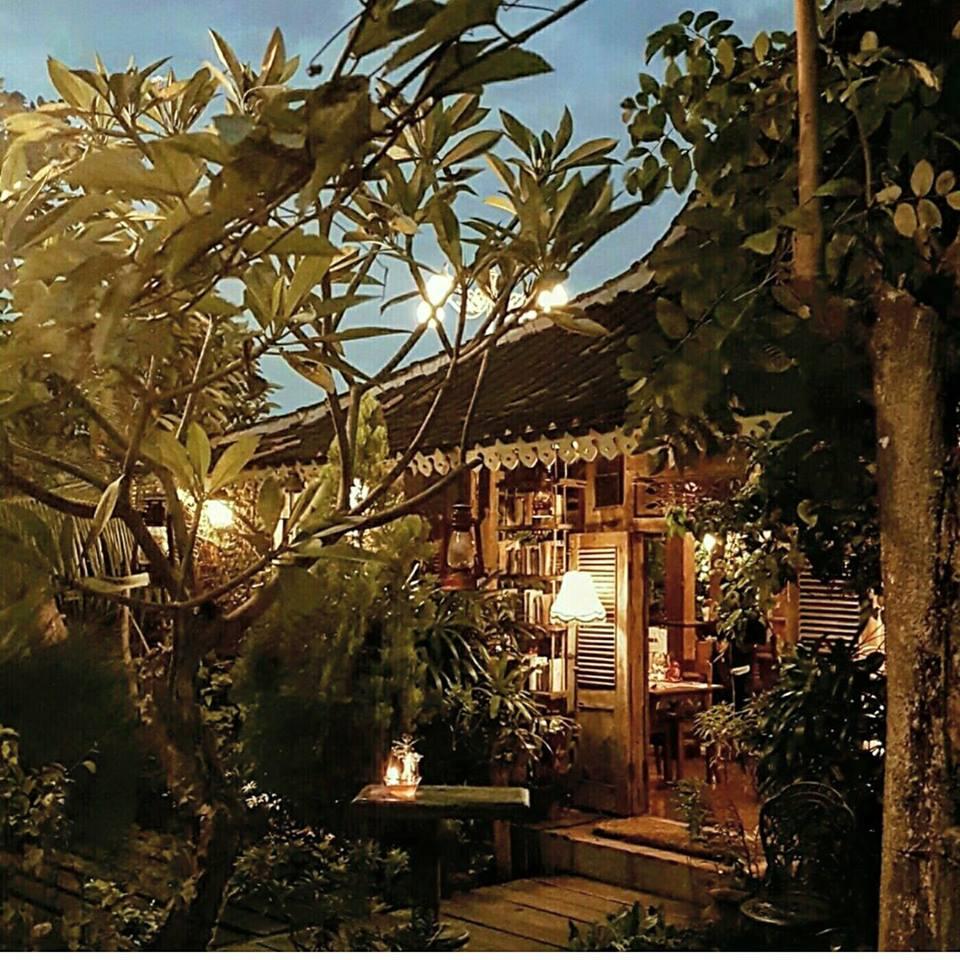 Warung Dandelion Canggu 1 » Warung Dandelion Canggu, Rumah Makan Tradisional dengan Nuansa yang Nyaman dan Menenangkan
