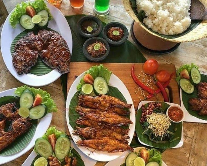 Enaknya Seafood Super Laris di Warung Lais Denpasar