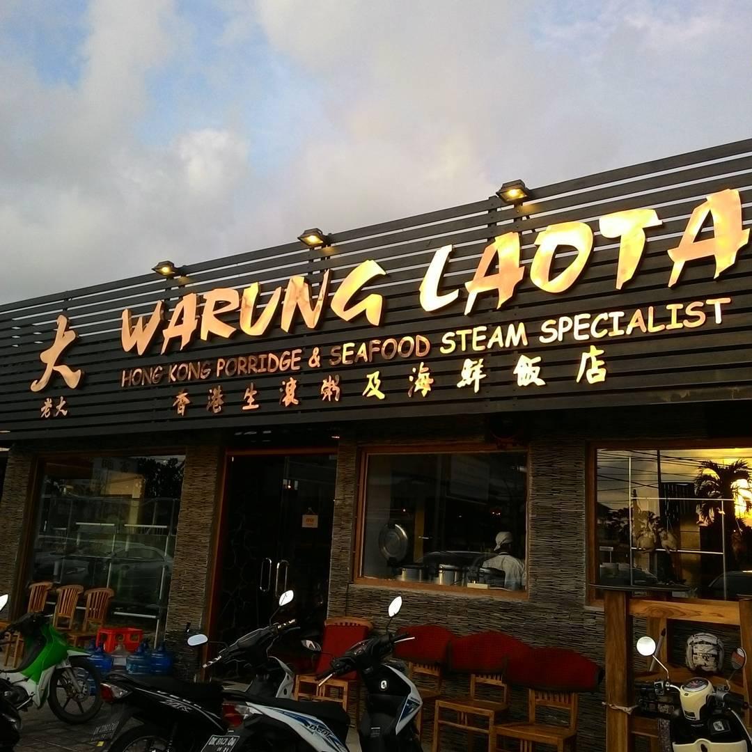 Warung Laota Bali yang Menawarkan Sensasi Kuliner Seperti Berada di Hongkong