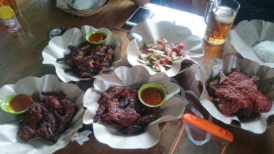 Warung Makan Halal As Siddiq 1 » Mencicipi Kuliner Ayam Bakar Taliwang Bedugul di Warung Makan Halal As-Siddiq