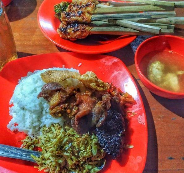 Warung Makan Nasi Kajeng Bangli
