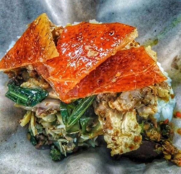 Warung Makan Nasi Kajeng Bangli, Sajian Kuliner Tradisional yang Disukai Warga Bali