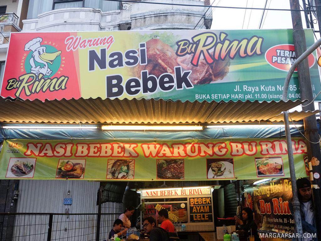 Warung Nasi Bebek Bu Rima Kuta 2 1024x768 » Warung Nasi Bebek Bu Rima Kuta Pilihan Kuliner Halal Enak di Bali