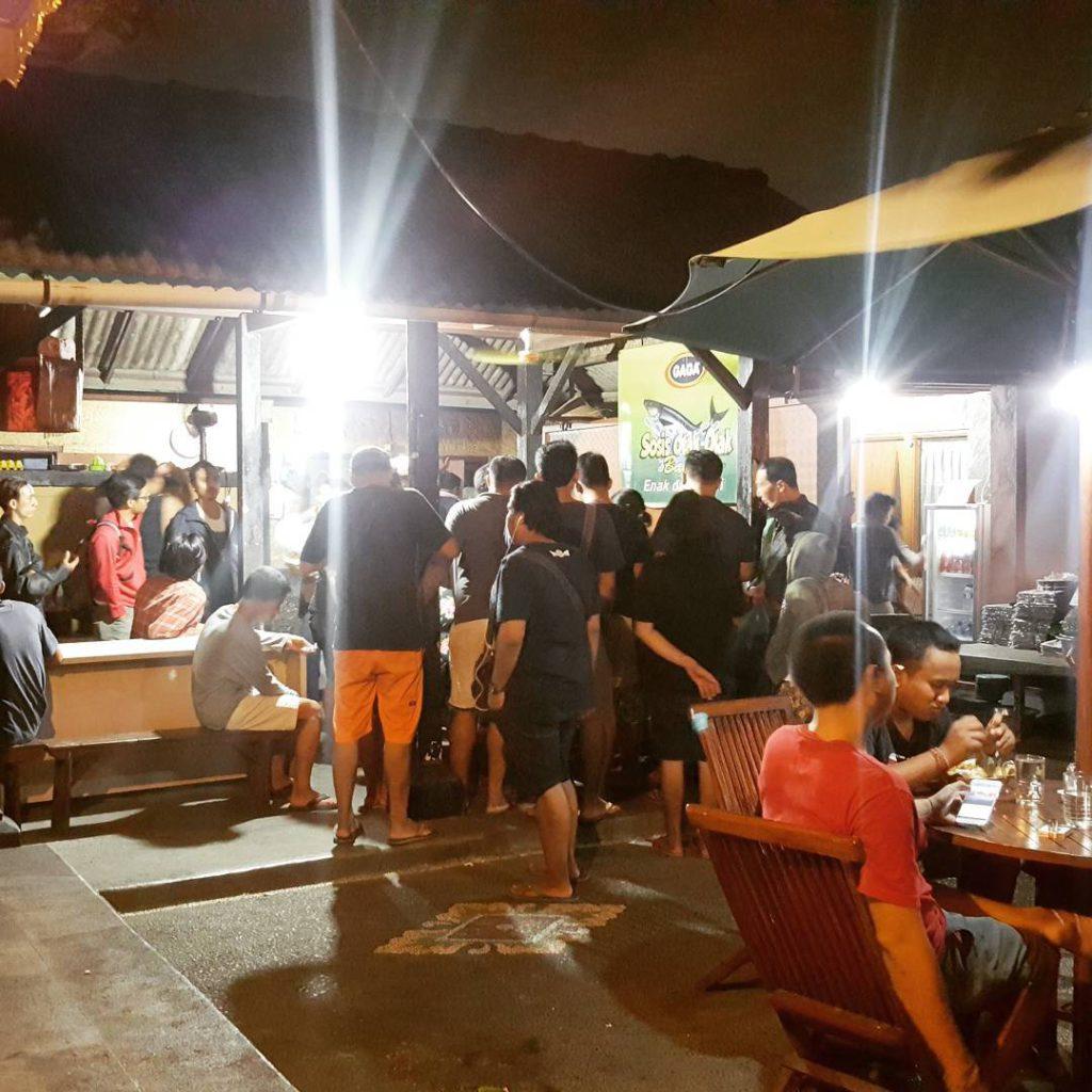 Warung Nasi Men Lotri Denpasar 1 1024x1024 » Warung Nasi Men Lotri Denpasar, Kuliner Malam Hari yang Selalu Ramai di Bali