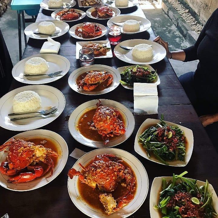 Warung Pan Kuncung Sanur, Kuliner Seafood Halal Murah Meriah
