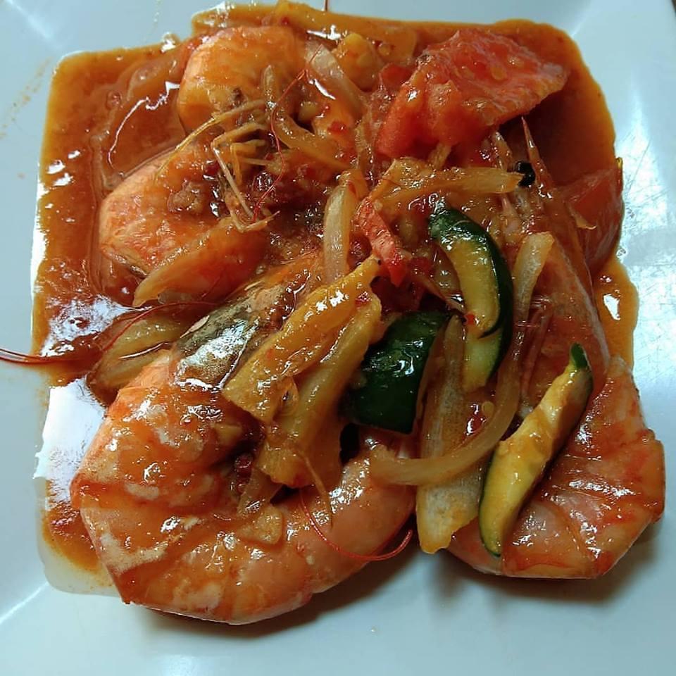 Warung Pan Kuncung Sanur 3 » Warung Pan Kuncung Sanur, Kuliner Seafood Halal Murah Meriah