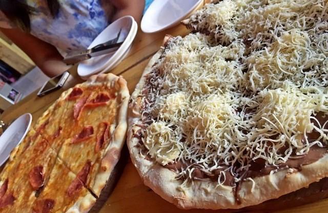 Warung Pepe Bali, Tempat Berburu Kuliner Hits dengan 27 Varian Pizza