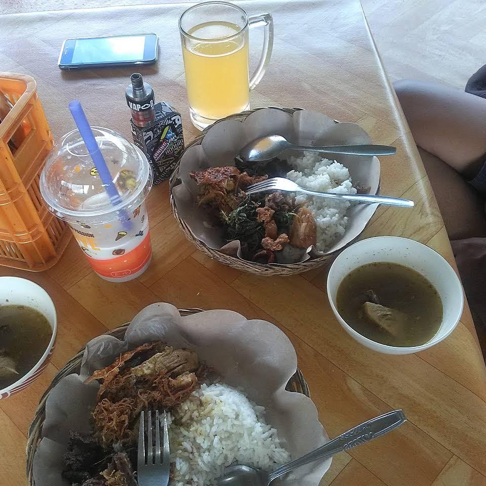 Warung Sate Babi Nyoman Bledor, Pilihan Kuliner Khas Sangeh yang Murah dan Enak