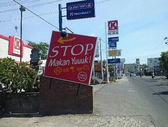Warung Stop Makan Yuk Uluwatu 2 » Warung Stop Makan Yuk Uluwatu, Pilihan Tempat Makan Murah saat Liburan ke Bali