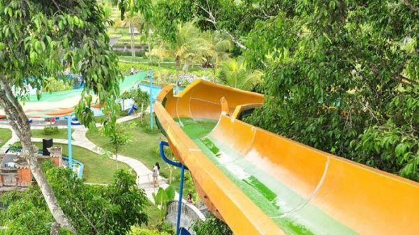 Waterboom Bukit Jati Ubud 4 » Waterboom Bukit Jati Ubud, Sarana Rekreasi Keluarga Murah Meriah di Bali