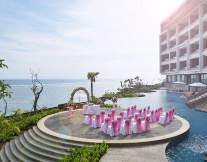 Wedding di Ulu Segara Luxury Suites