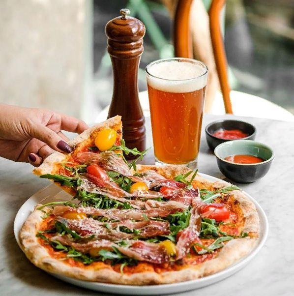 Wild Habit Pizza Seminyak 2 » Menikmati Pizza ala Italia Nikmat di Wild Habit Pizza Seminyak