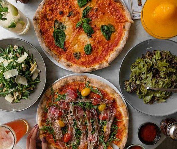 Wild Habit Pizza Seminyak