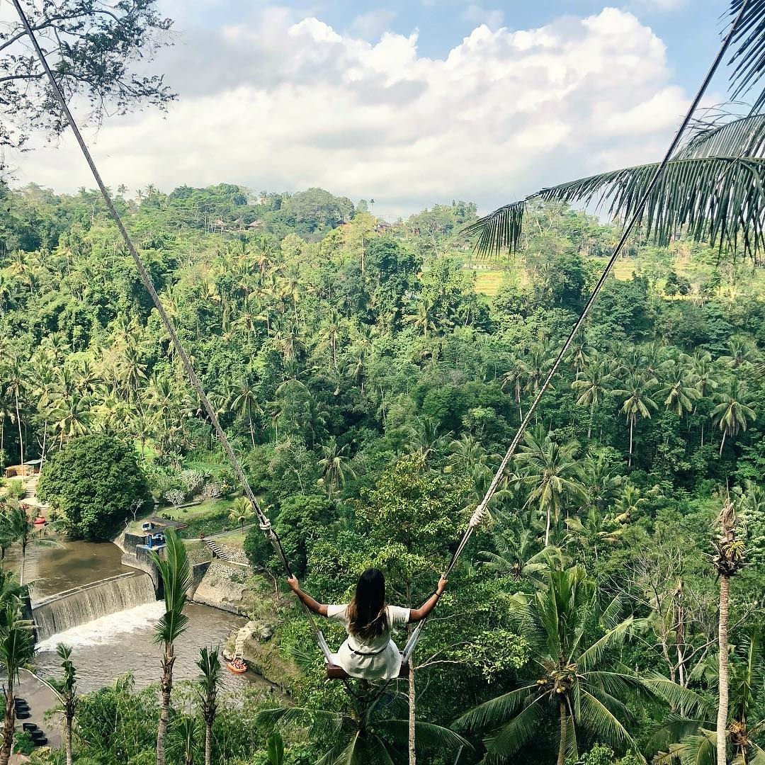 Wisata Ayunan Hits di Bali, Ini Pilihan Tempat yang Bisa Anda Kunjungi!