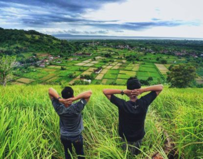 wisata bukit instagenic di Bali