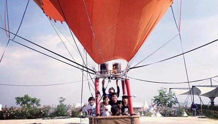 Wisata Naik Balon Udara di Bali 2 » Wisata Naik Balon Udara di Bali, Cara Asyik Menikmati Liburan di Ubud