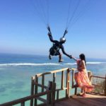 Wisata Paragliding Bukit Riug