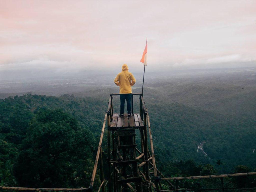 Wisata Puncak JR Jembrana, Tempat Liburan Kekinian Menyaksikan Keindahan Bali dari Atas Langit